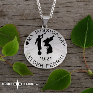 Custom Missionary Necklace