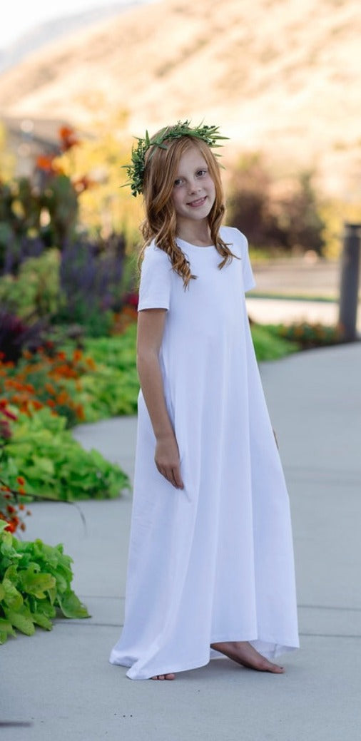 Baptism Swing Dress
