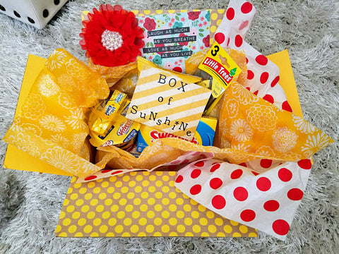 Box of Sunshine - Gift Package