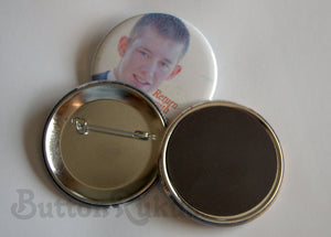 PERSONALIZED LDS Missionary Key Chains, Magnets, Pinback buttons with YOUR Photo