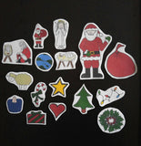 The True Meaning of Christmas Flannel Board Felt Set