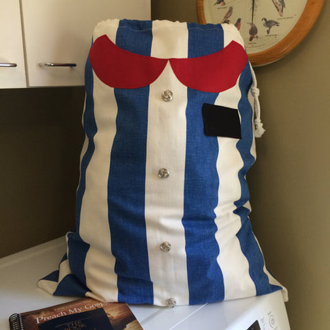 Sister Missionary Laundry Bag - Stripes & Patterns