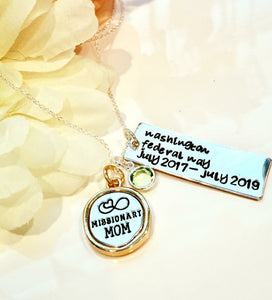 Missionary Mom Necklace - New Design