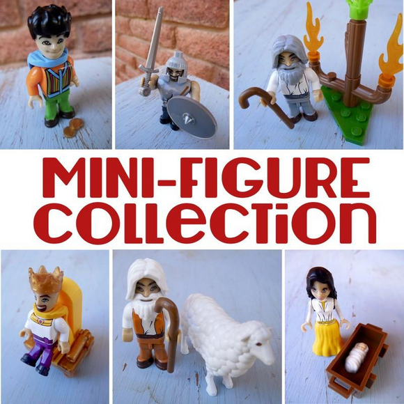 Bible Character Mini-Figures