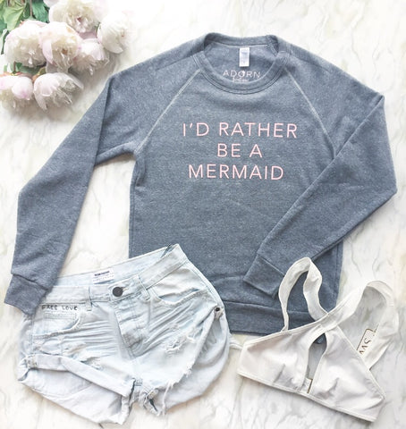 Adorn Collection - Mermaid Sweatshirt