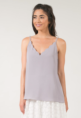 Scalloped Camisole *More Colours*