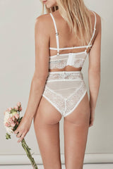 For Love and Lemons Skivvies - Daffodil Underwire Bra