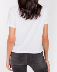 BTL - Beach Babe Cropped Tee