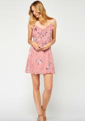 Gentlefawn - Megara Dress Rose Bloom (Pink)