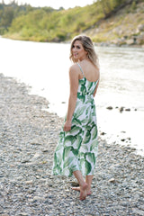 Show Me Your Mumu - Moby Tie Maxi in Palmtini
