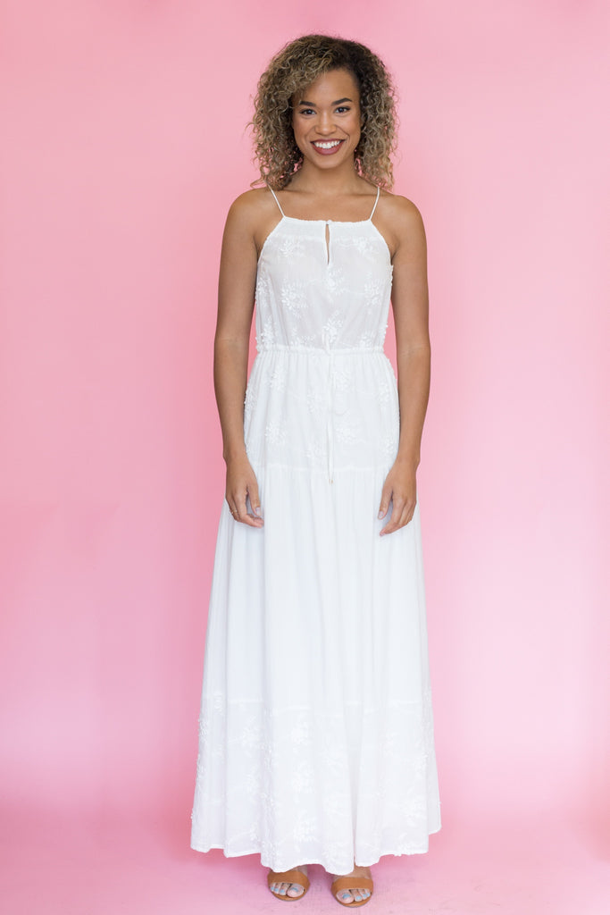 0d7c932096e9 Paris White Dress – Adorn Boutique Calgary