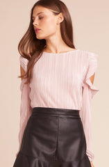 Molly Cold Shoulder Blouse