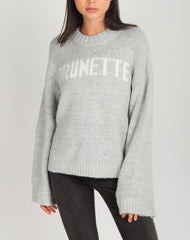 BTL - Brunette Knit Sweater