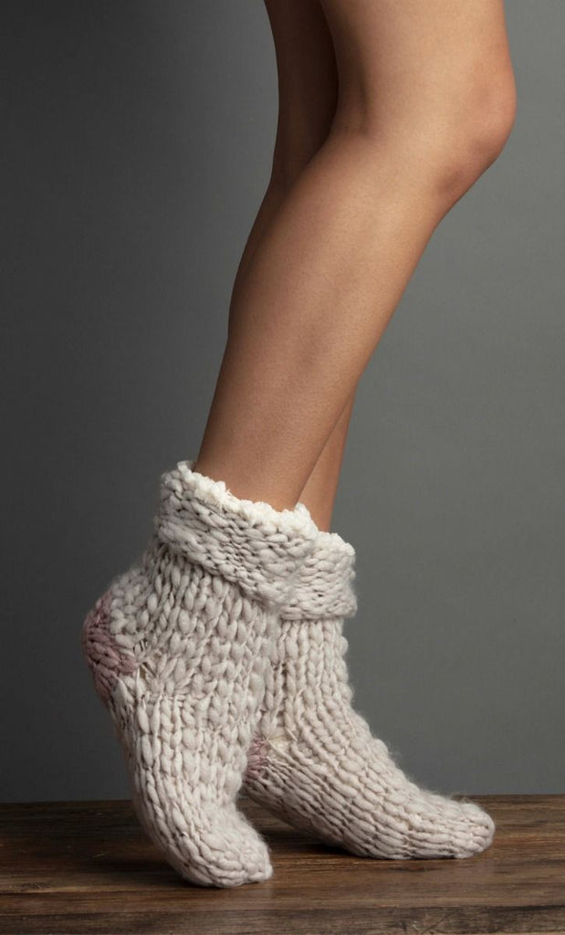 Winter's Tale Knitted Bootie