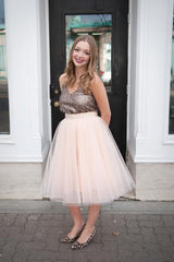 Tulle Skirt - Blush Pink