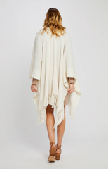 Gentle Fawn - Phillipa Knitted Kimono *More Colours*