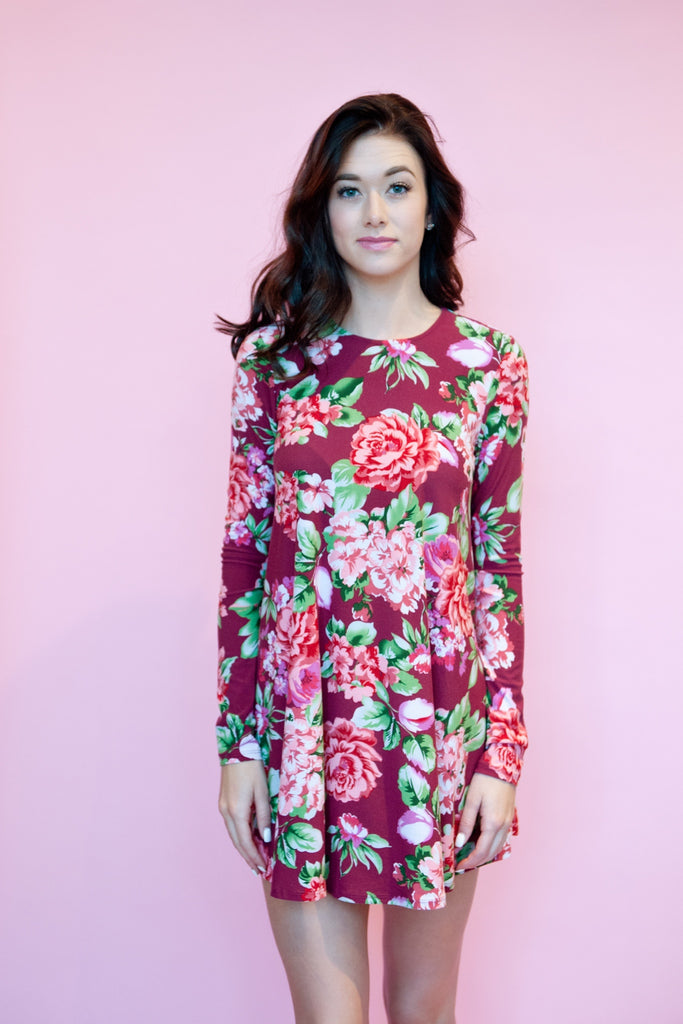 Show Me Your Mumu - Tyler Bloomsbury Tunic