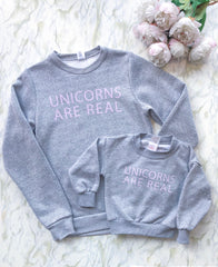 *New* Adorn Collection - Kids Unicorn Sweatshirt
