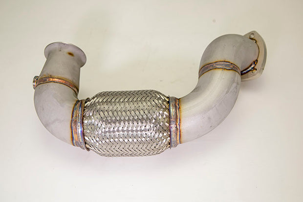Downpipe - for VW TDI CR150