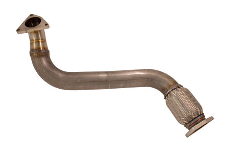 Cat Delete Downpipe for 2013+ 3.0L TDI Touareg, Q7 and Cayenne - Rawtek Performance Fabrication Inc.