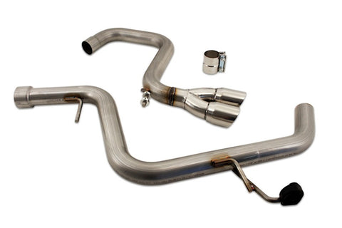 Cat-Back Exhaust System for VW Golf TDI (2009-2014)