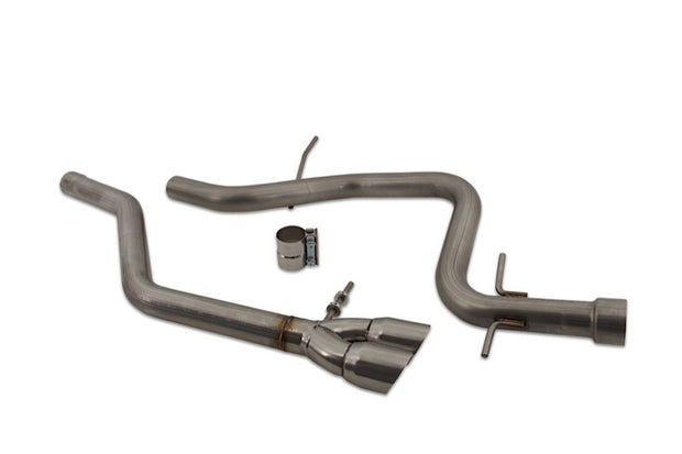 Cat-Back Exhaust for VW TDI Jetta (09-10) & Sportwagen (09-14) - Rawtek Performance Fabrication Inc.