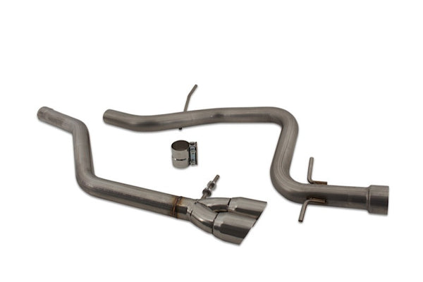 Cat-Back Exhaust System for VW Jetta TDI (2014+)