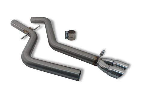 Cat-Back Exhaust System for VW Jetta TDI (2011-2013) - Rawtek Performance Fabrication Inc.