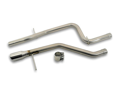 Cat-Back Exhaust System for VW Passat TDI (2012-2015) - Rawtek Performance Fabrication Inc.