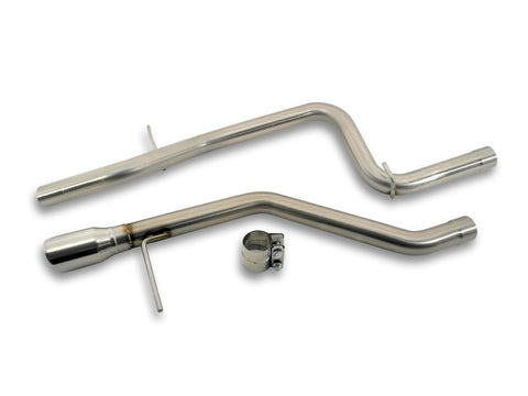 Cat-Back Exhaust System for VW Passat TDI (2012-2015)