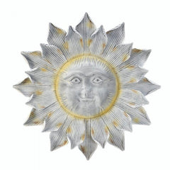 Shimmering Smiling Sun Wall Art