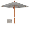 Patio Umbrella-MARE758-F77