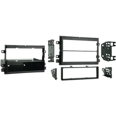 Metra 2004-2010 Ford F150 And Lincoln And Mercury Single- Or Double-din Installation Kit