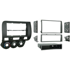 Metra 2007-2008 Honda Fit Single- Or Double-din Installation Kit