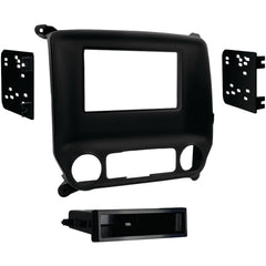 Metra 2014 & Up Chevrolet Silverado 1500 And Gmc Sierra 1500 Iso- And Double-din Installation Kit