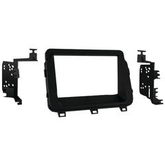 Metra 2014 & Up Kia Optima Double-din Installation Kit Matte Black
