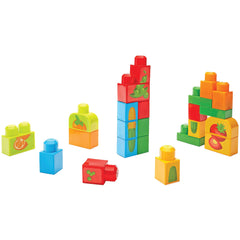 Mega Bloks Stacking Snacks