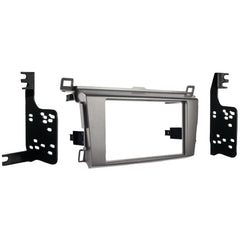 Metra 2013 & Up Toyota Rav4 Double-din Gray