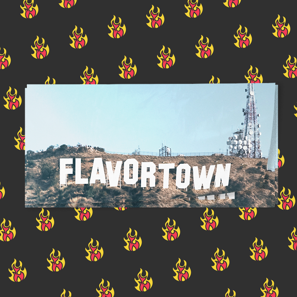 Flavortown Decal