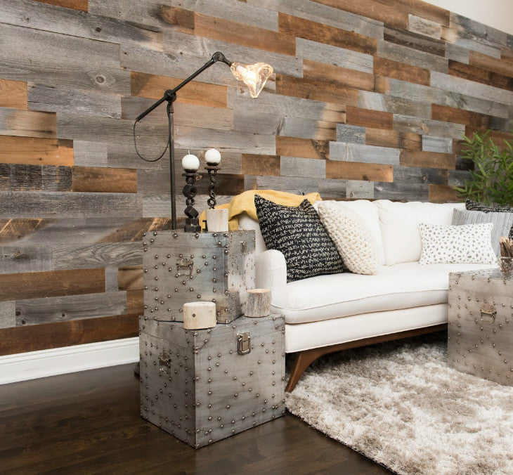 ARTIS WALL WOOD PLANKS