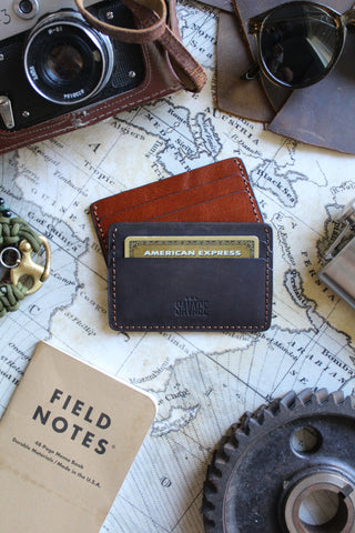 SLIM WALLET ITALIAN LEATHER