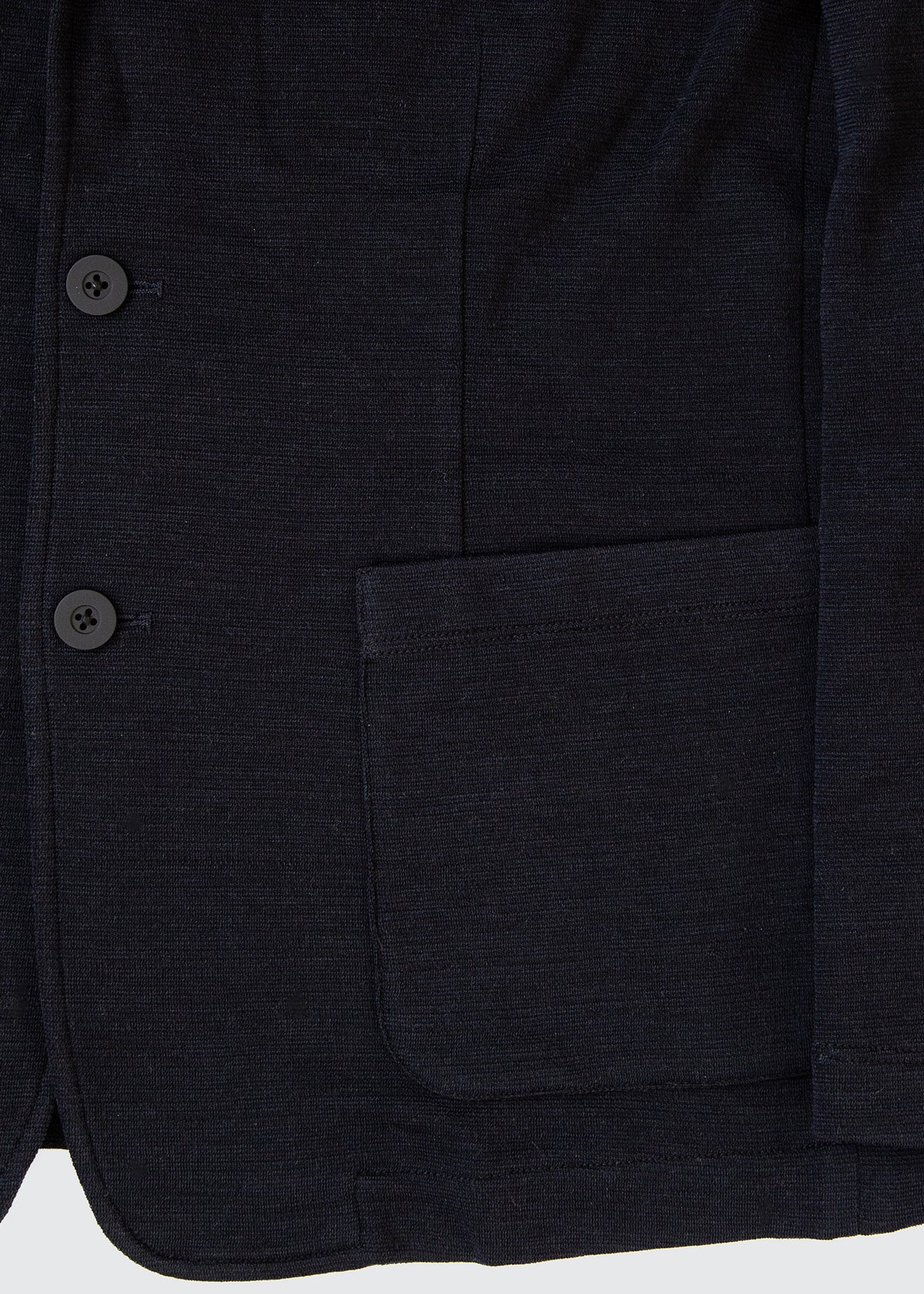 402 - BLAZER - NAVY - Wilson & Willy's - MPLS Neighbor Goods