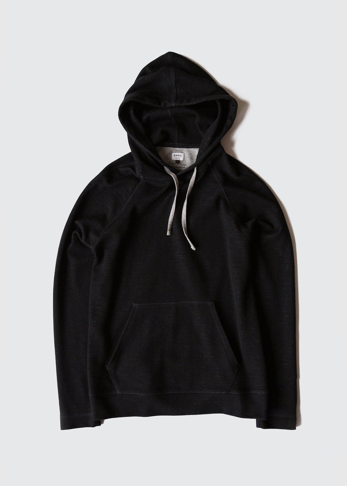 003 - PULLOVER - BLACK - Wilson & Willy's - MPLS Neighbor Goods