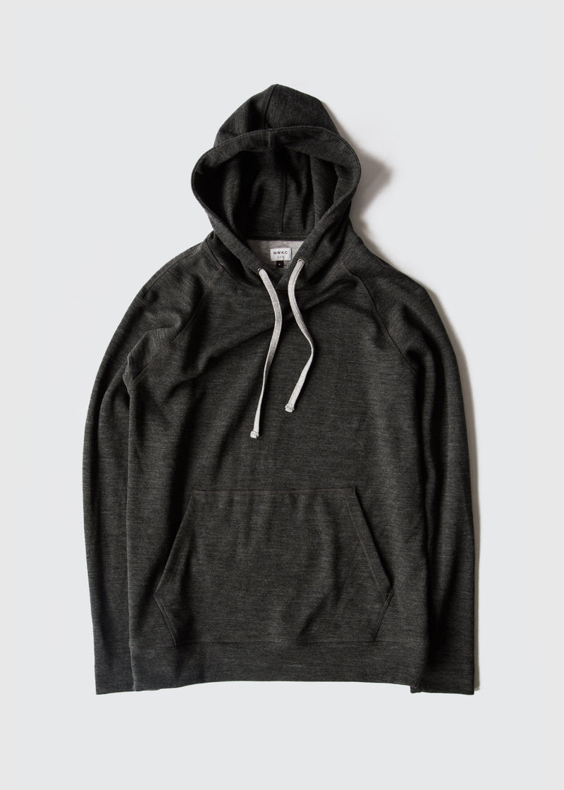 003 - PULLOVER - CHARCOAL - Wilson & Willy's - MPLS Neighbor Goods