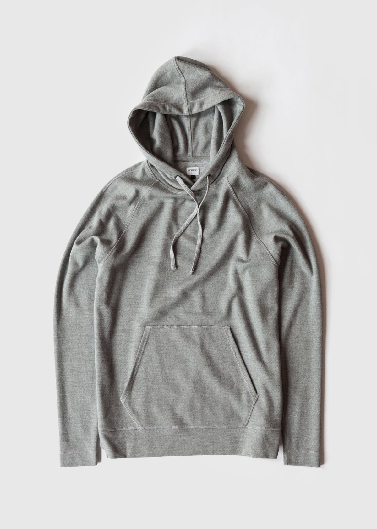 003 - PULLOVER - FEATHER GRAY - Wilson & Willy's - MPLS Neighbor Goods
