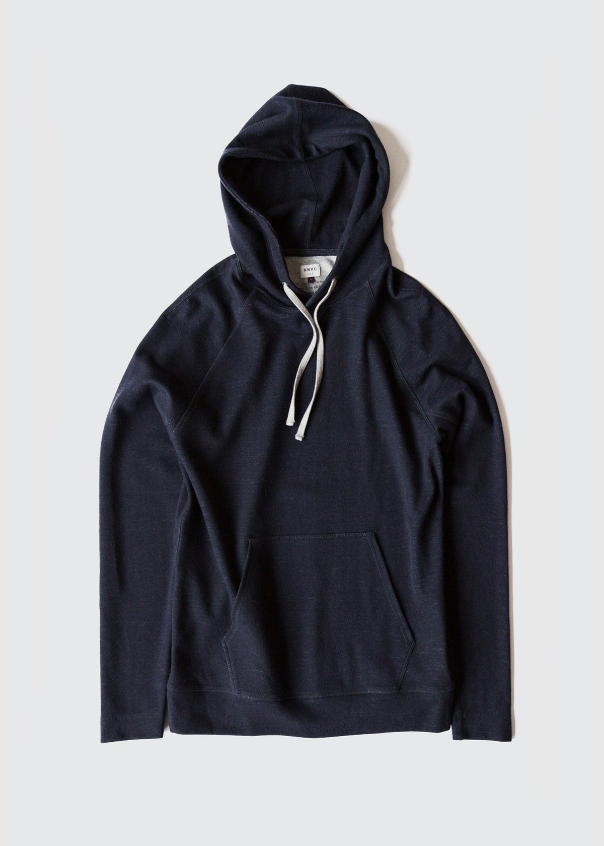 003 - PULLOVER - NAVY - Wilson & Willy's - MPLS Neighbor Goods