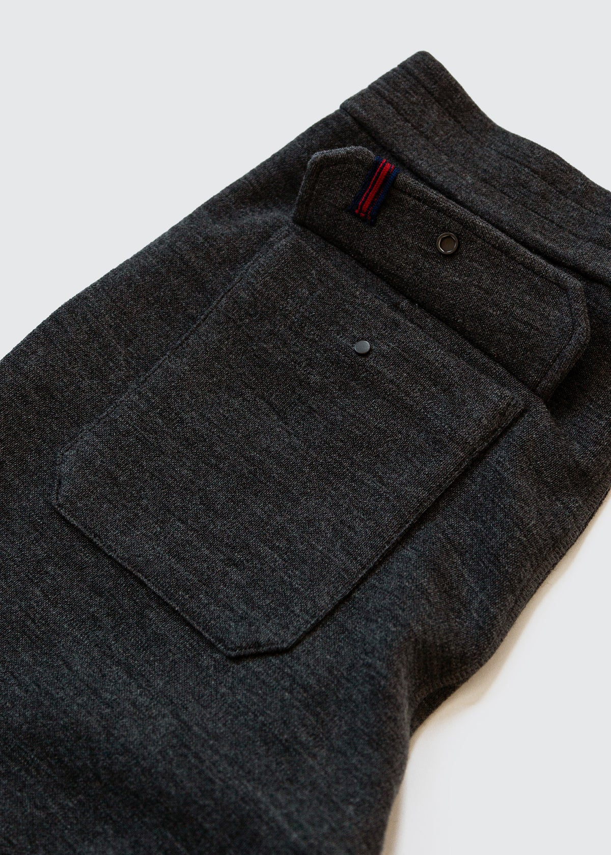 203 - NYLON TROUSER - CHARCOAL - Wilson & Willy's - MPLS Neighbor Goods