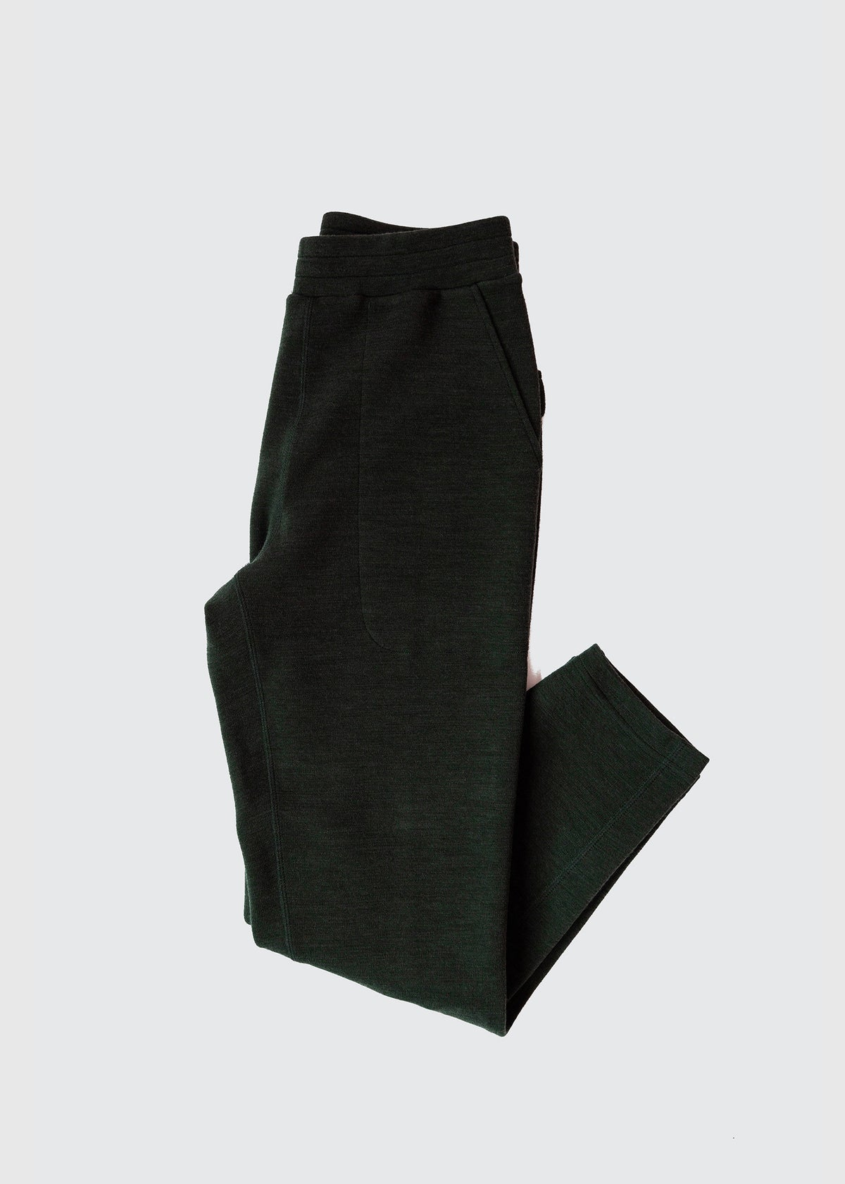 203 - NYLON TROUSER - FOREST - Wilson & Willy's - MPLS Neighbor Goods