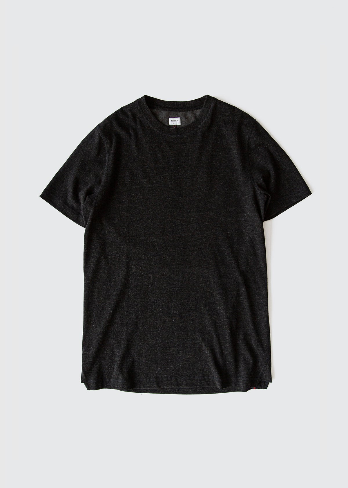 101 - SS TEE - BLACK - Wilson & Willy's - MPLS Neighbor Goods