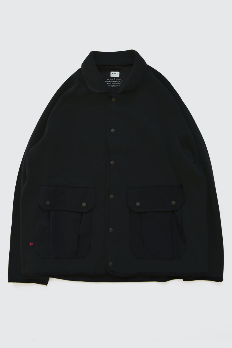 EXP001 - SCOOP JACKET - FOREST